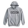 EMSC FAN (Club Name) Pennant Super 10 Hoodie Grey