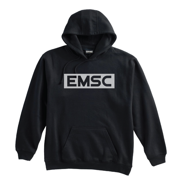 EMSC FAN (Club Name) Pennant Super 10 Hoodie Black