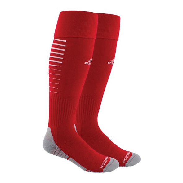 West Essex adidas Team Speed II Sock Red