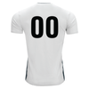 West Essex adidas Entrada 18 Jersey White