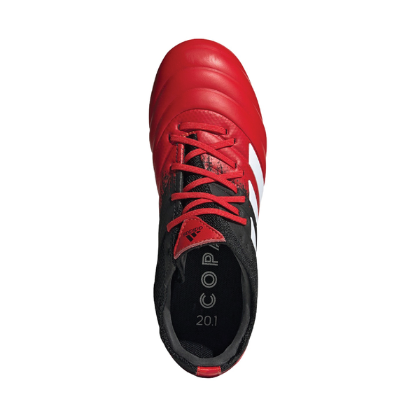 adidas Copa 20.1 FG J Red/Black