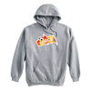 FORCE Pennant Super 10 Hoodie Grey