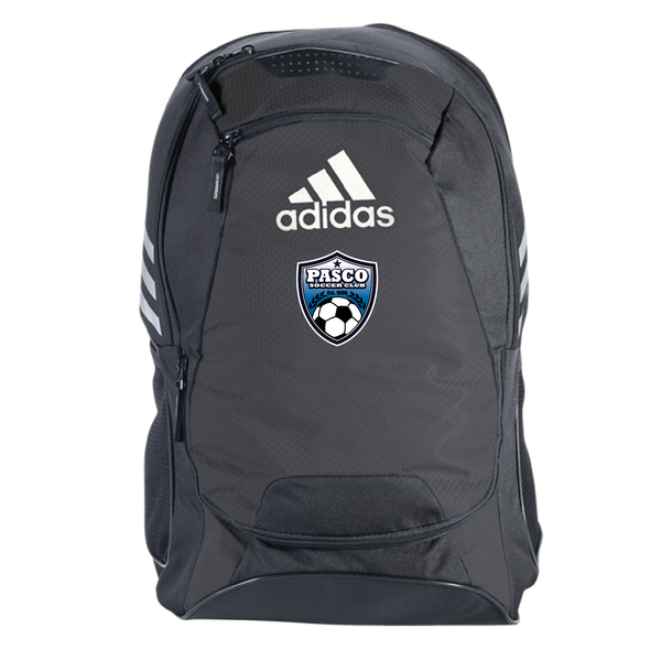 PASCO adidas Stadium II Backpack Black