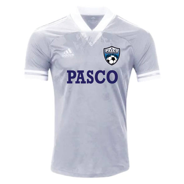 PASCO adidas Condivo 20 Jersey Light Grey