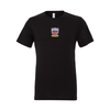 Harrison FC (Patch) Bella + Canvas Short Sleeve Triblend T-Shirt Solid Black