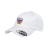 Harrison FC Yupoong Cotton Twill Dad Cap White