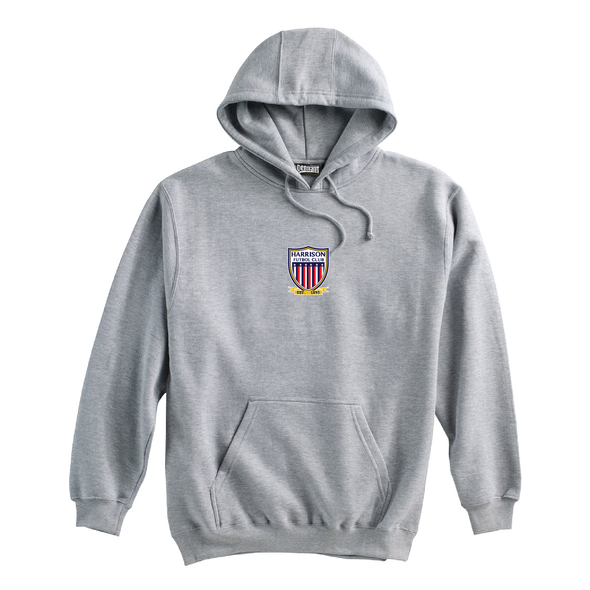 Harrison FC (Patch) Pennant Super 10 Hoodie Grey