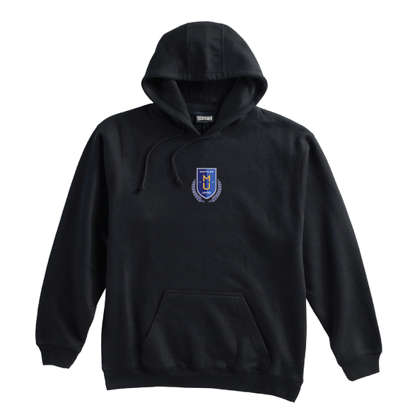 Montclair United Match Fit (Patch) Pennant Super 10 Hoodie Black