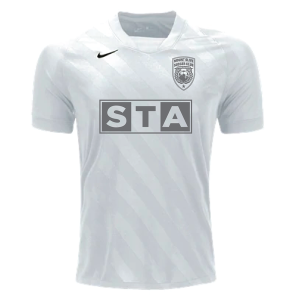 STA Mount Olive Premier Nike US Challenge III Jersey White