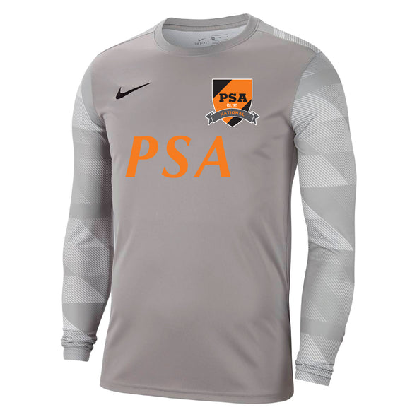 PSA National Nike LS US Park IV GK Jersey Grey