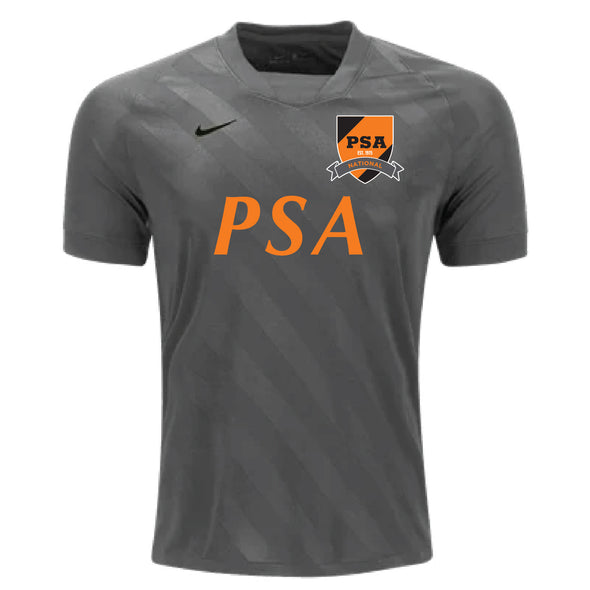 PSA National Nike US Challenge III GK Jersey Grey