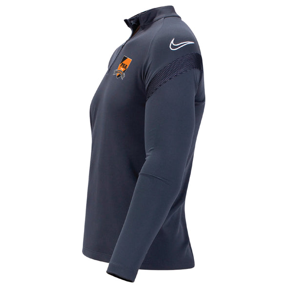 PSA National Nike Dry Academy Pro Drill Top Black/Grey
