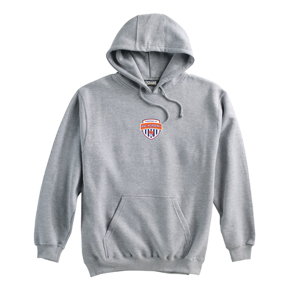 Parsippany SC Academy (Patch) Pennant Super 10 Hoodie Grey