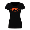 Parsippany SC (Club Name) Bella + Canvas Short Sleeve Triblend T-Shirt Solid Black
