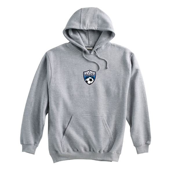 PASCO (Patch) Pennant Super 10 Hoodie Grey