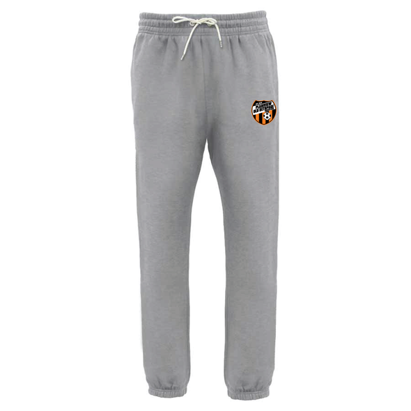 Plainview Old Bethpage (Patch) Pennant Retro Jogger Grey