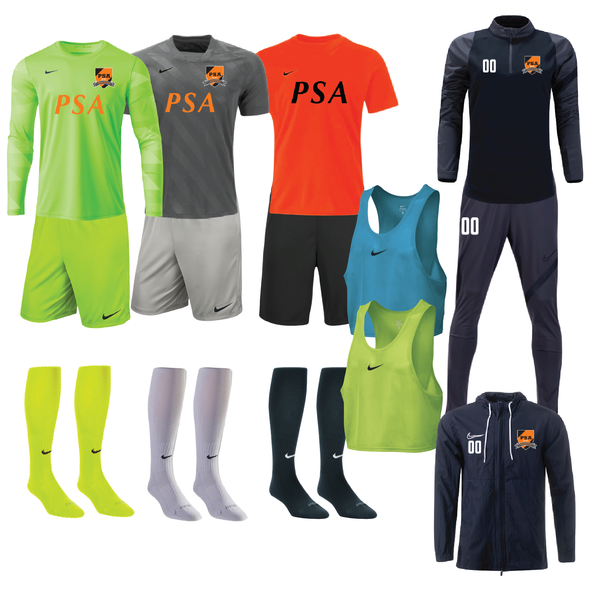 PSA Princeton 2020/2022 Goalkeeper Uniform Package