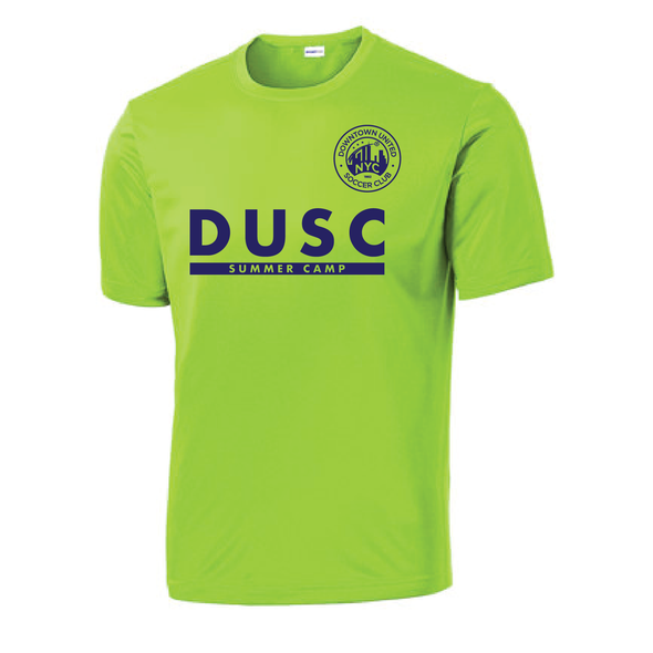 DUSC Virtual Advanced Summer Camp Sport-Tek Jersey Green