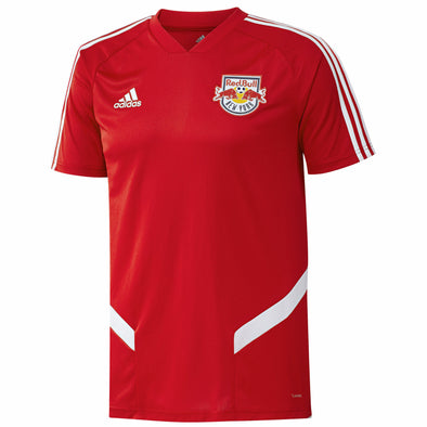adidas NY Red Bulls Training Jersey - MENS