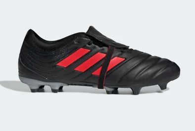 adidas Copa Gloro 19.2 Firm Ground Cleats - Black/Red