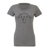 World Class SCP (Club Name) Bella + Canvas Short Sleeve Triblend T-Shirt Grey