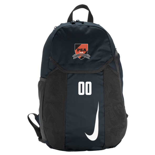 PSA SDFC Nike Academy Team Backpack Black