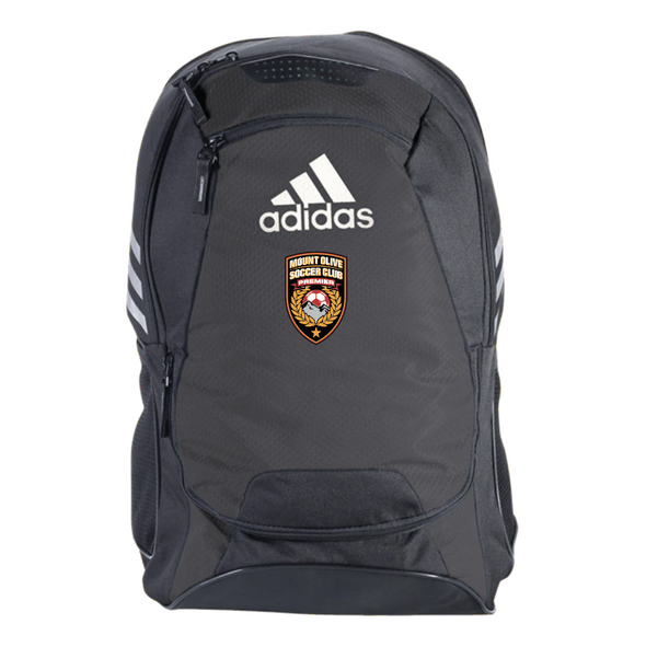 Mount Olive Premier adidas Stadium II Backpack Black