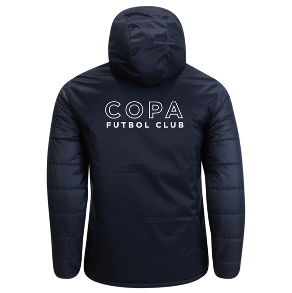 FC Copa Millstone adidas Core 18 Winter Jacket Black