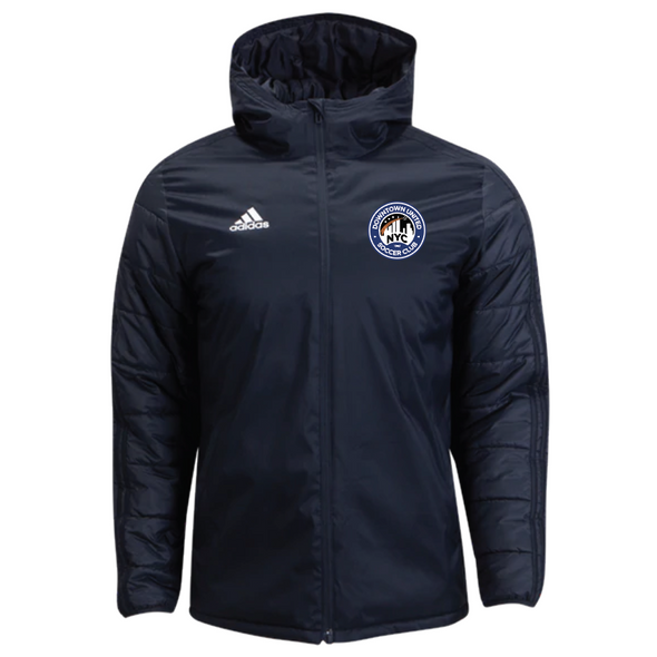 DUSC FAN adidas Core 18 Winter Jacket Black