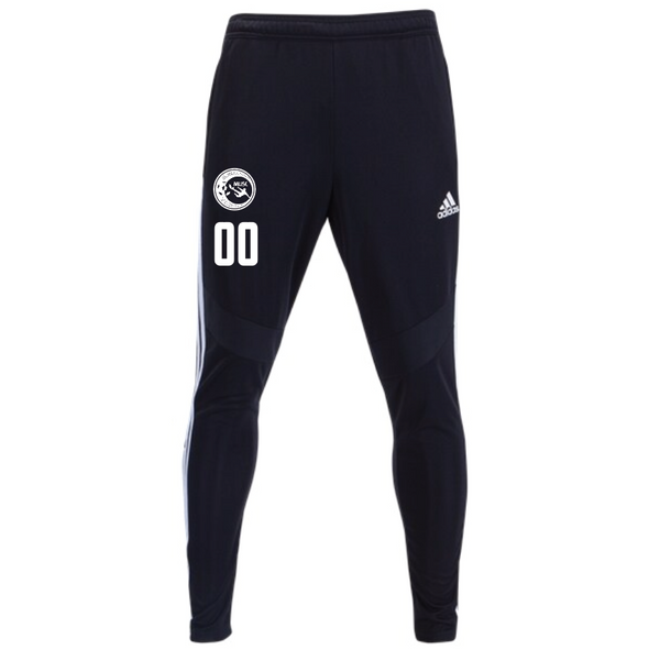Morris United adidas Tiro 19 Training Pant Black