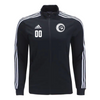 Morris United adidas Tiro 19 Training Jacket Black