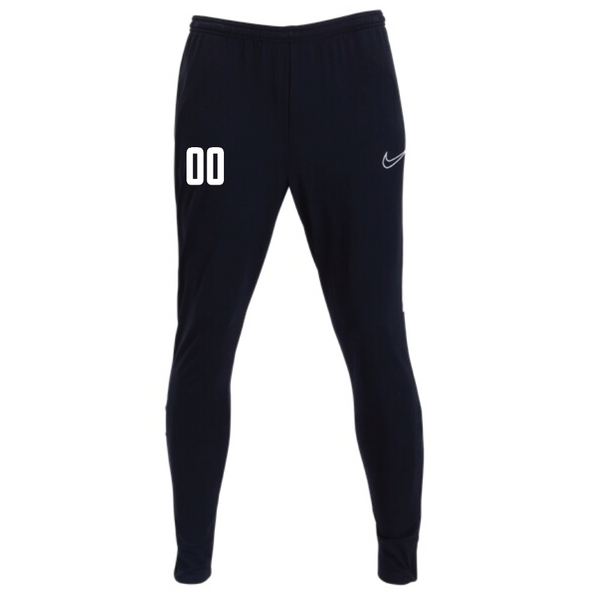 Monroe Woodbury Nike Academy 19 Training Pant Black