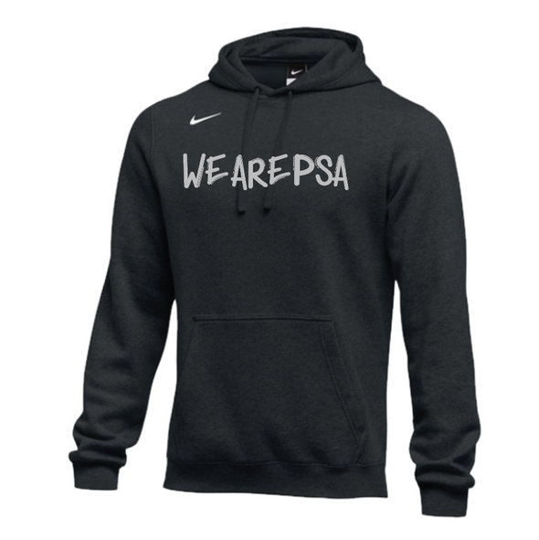 PSA National WeArePSA Nike Team Club Fleece Hoodie Black