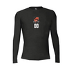 PSA National Champro Long Sleeve Compression Black
