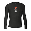 PSA Wildcats Champro Long Sleeve Compression Black