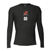 PSA SDFC Champro Long Sleeve Compression Black