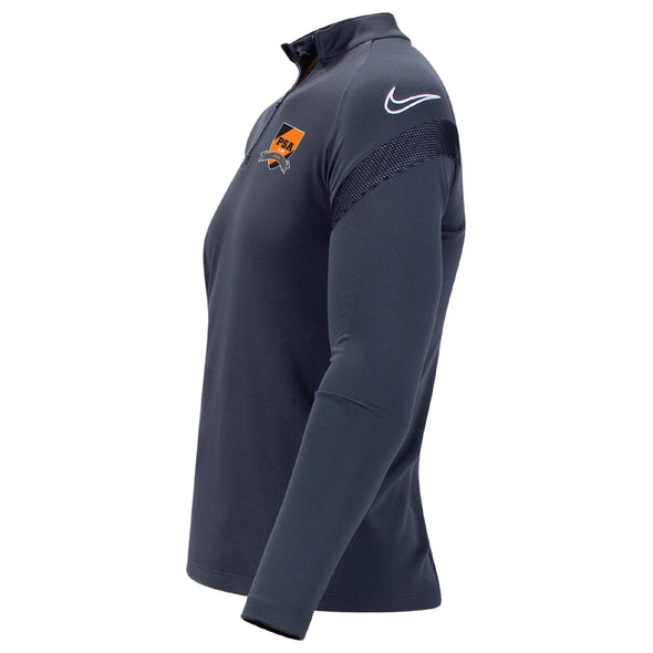 PSA SDFC Nike Dry Academy Pro Drill Top Black/Grey