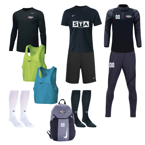 "STA Girls Academy ""New Players"" Training Package"
