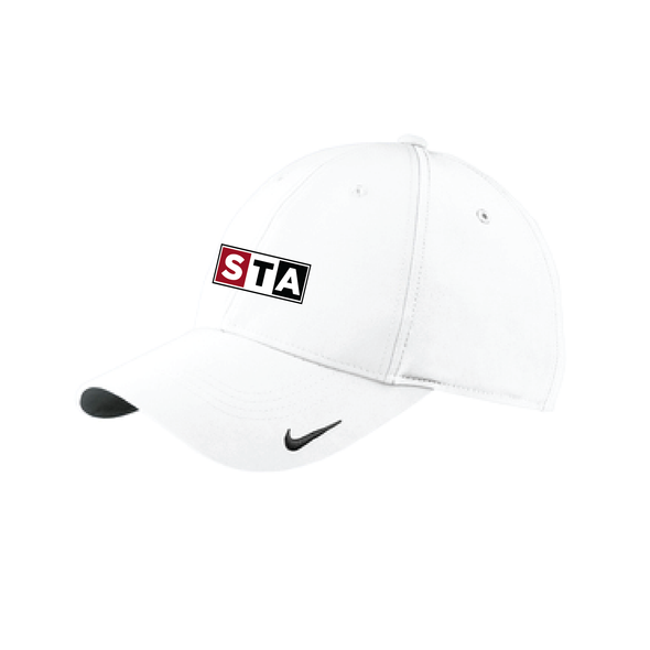 STA Nike Team Campus Cap White