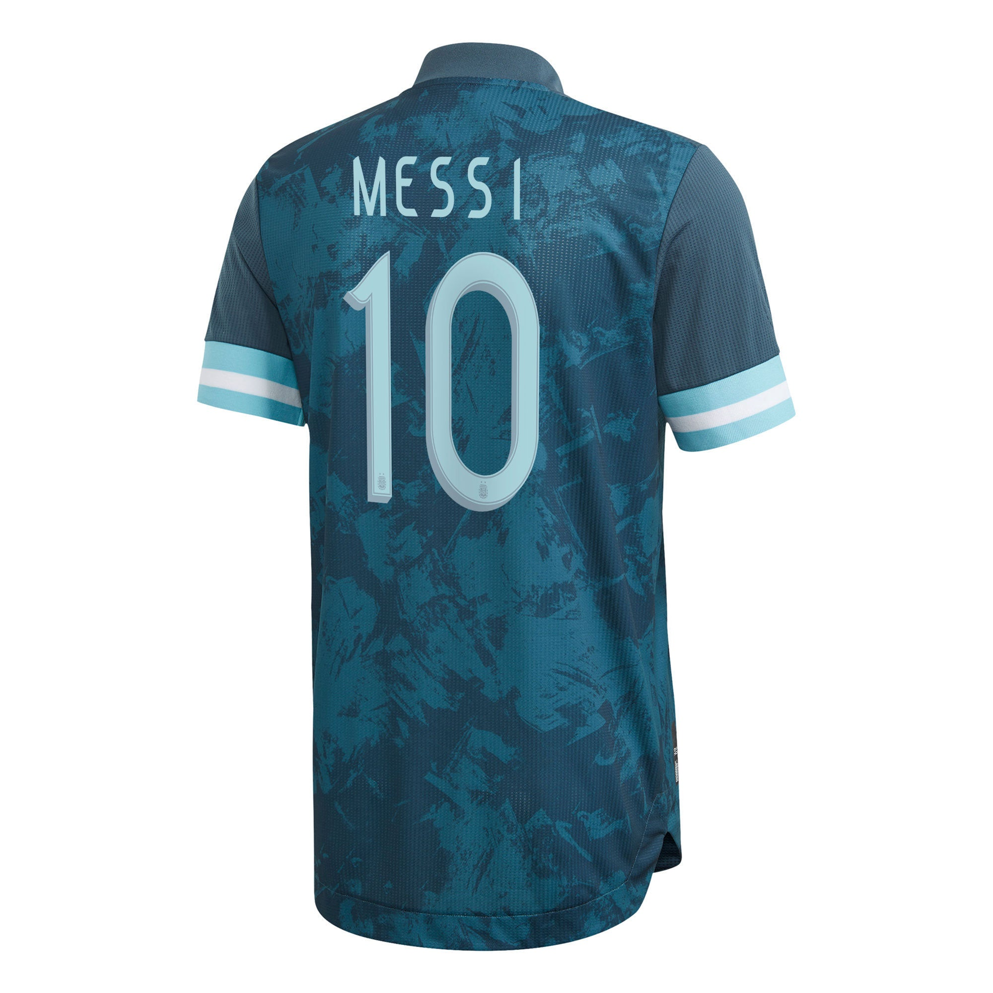 Messi Argentina 2020 21 Away Authentic Jersey Soccer Zone Usa