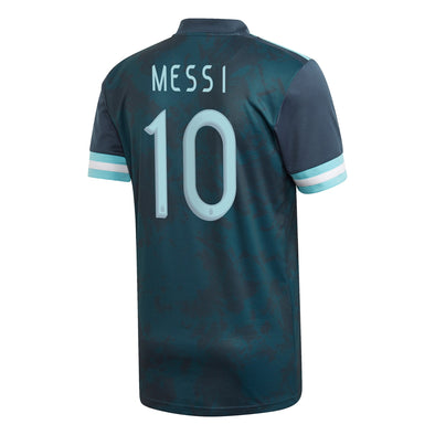 Messi Argentina 2020-21 Away Replica Jersey - MEN'S