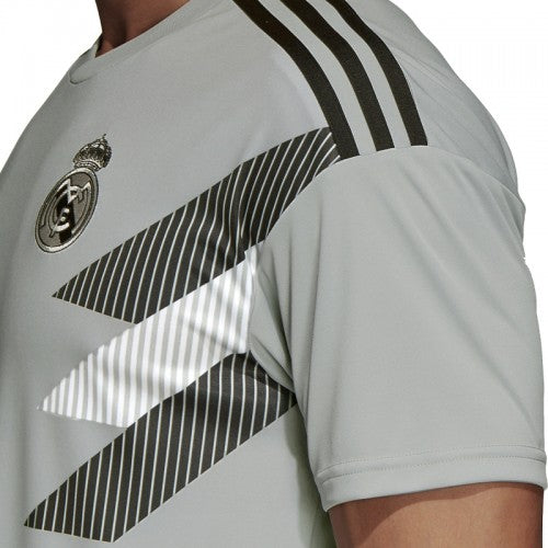 adidas Real Madrid Pre-Match Jersey - YOUTH