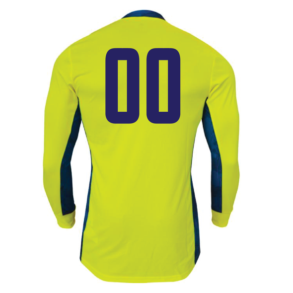 PASCO adidas AdiPro 20 GK Long Sleeve GK Jersey Yellow