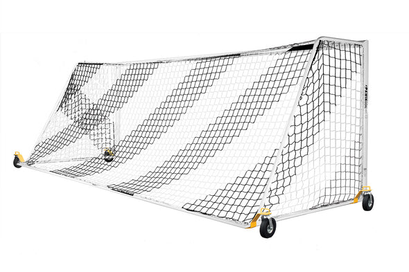 Kwik Goal Evolution EVO 1.1 Soccer Goal with Swivel Wheels - 8 x 24