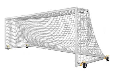 FUSION® Soccer Goal - 2B3806 with Swivel Wheels - 8 x 24