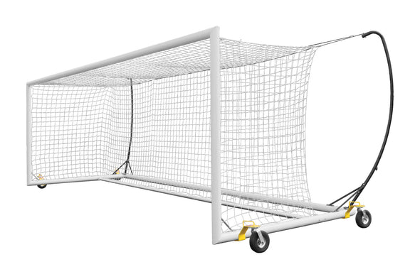 Kwik Goal Pro Premier® Copa Goal with Swivel Wheels - 8 x 24