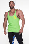 APE ULTIMATE VERTICAL STRINGER - GREEN