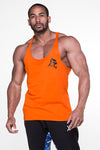 APE ULTIMATE VERTICAL STRINGER - ORANGE