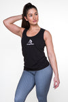 LADIES - APE IMPACT 1 VEST - BLACK