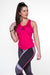 LADIES - APE FORCE VEST - HOT PINK